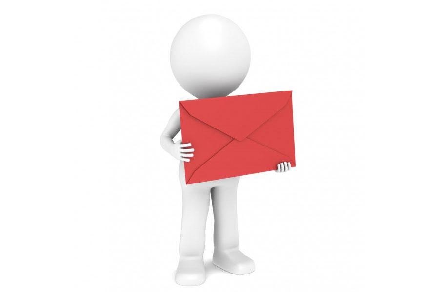 courrier web